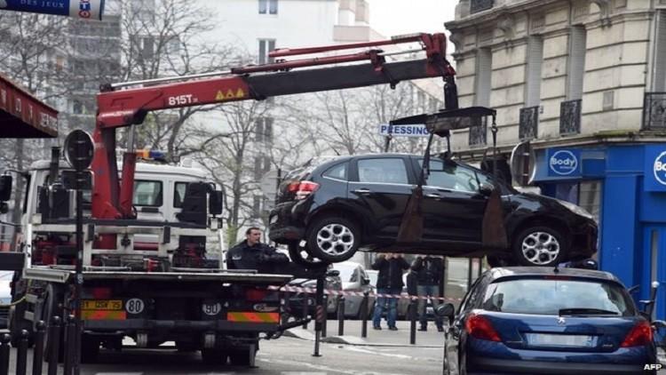 الشرطة الفرنسية: منفذو هجوم