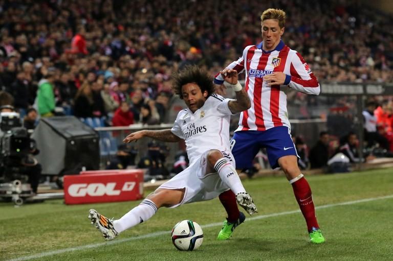 أتلتيكو يتفنن بتعذيب ريال مدريد في كأس الملك
