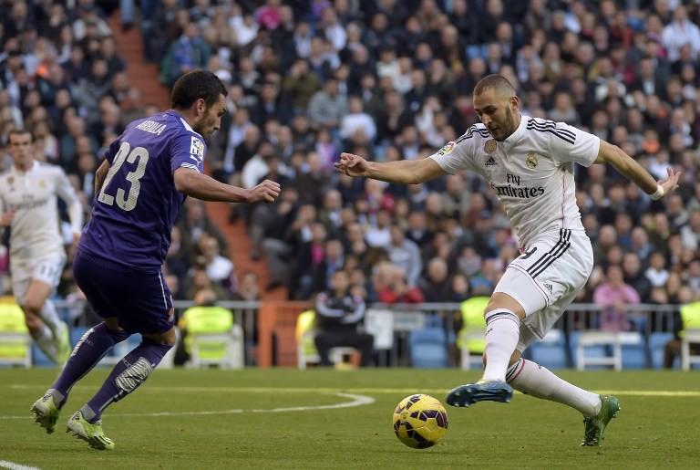 قطار انتصارات ريال مدريد يعود لسكته من موقعة إسبانيول