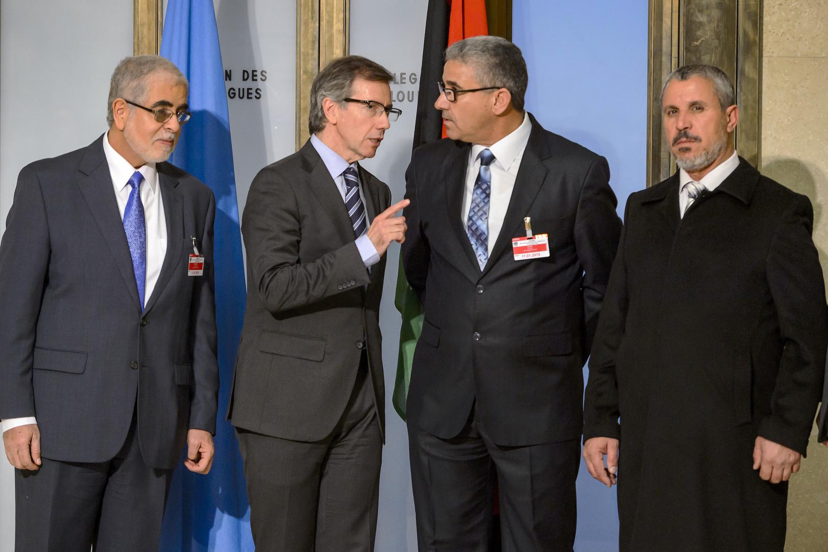 ليون: الحوار بين الفرقاء الليبيين في جنيف سيتواصل