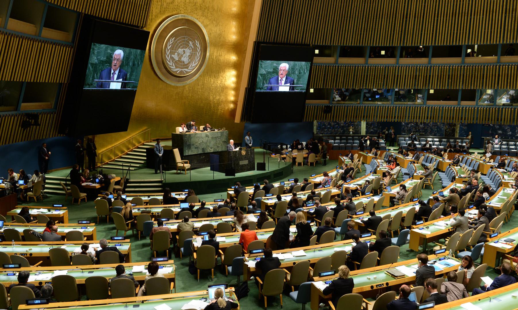 العرب يؤيدون التوجه مجددا إلى مجلس الأمن لإنهاء الاحتلال الإسرائيلي