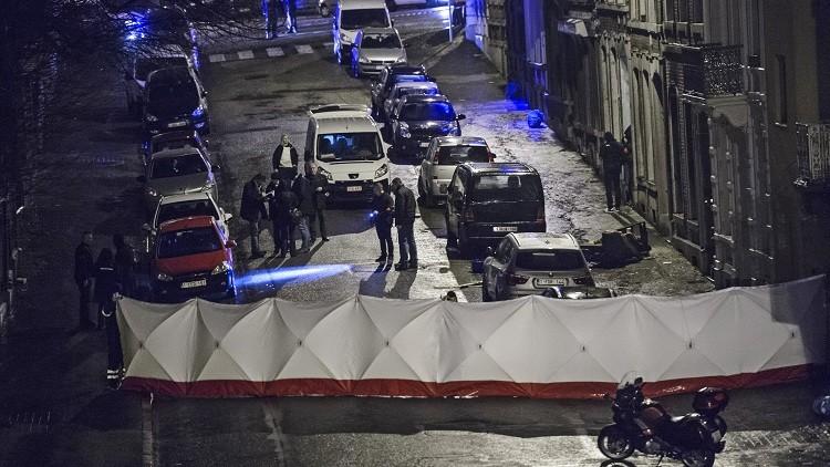 قتيلان في عملية أمنية ضد متطرفين في بلجيكا
