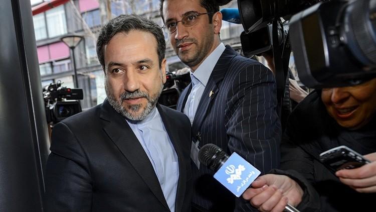 ظريف يلتقي كيري وفابيوس في باريس لمناقشة البرنامج النووي الإيراني