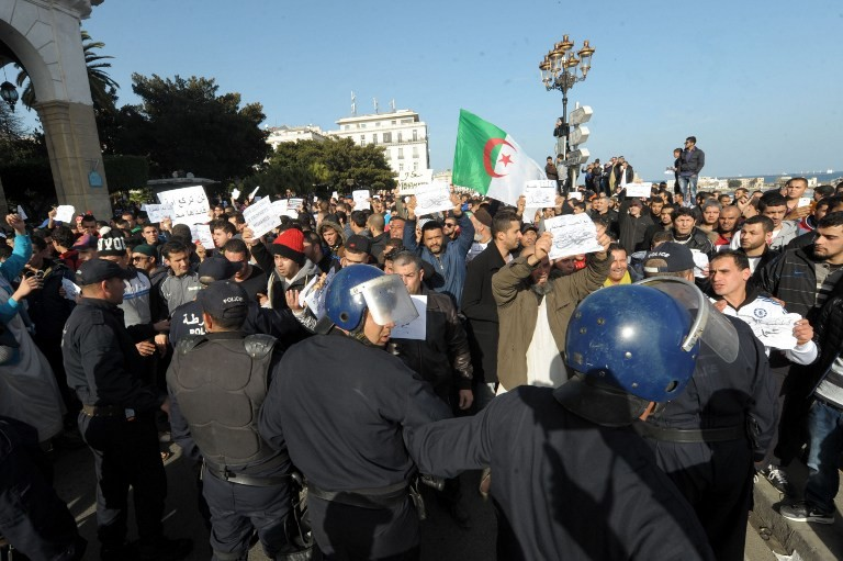 مسيرات ضد