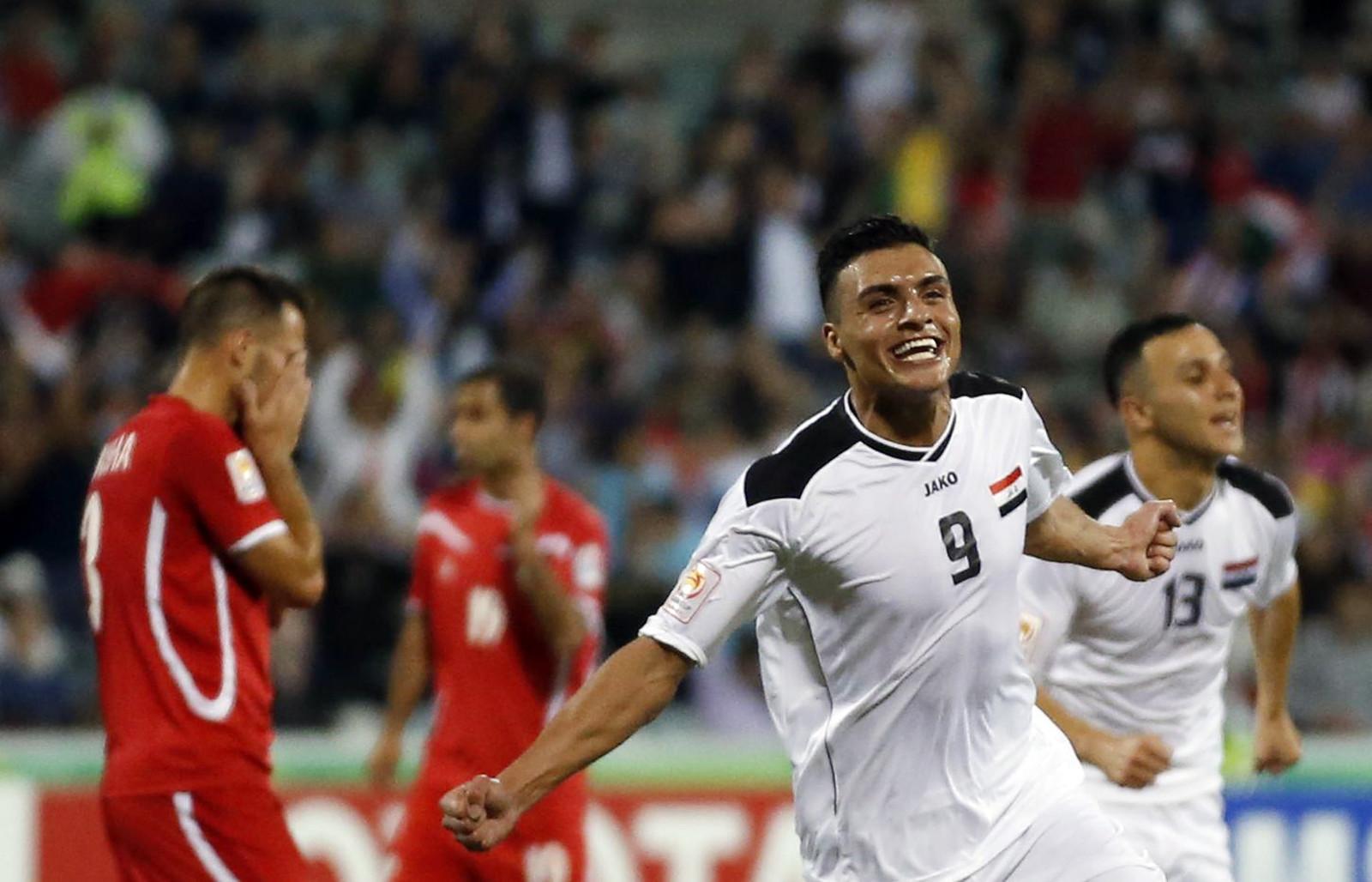 كأس آسيا .. العراق يضرب موعدا مع إيران في الدور ربع النهائي