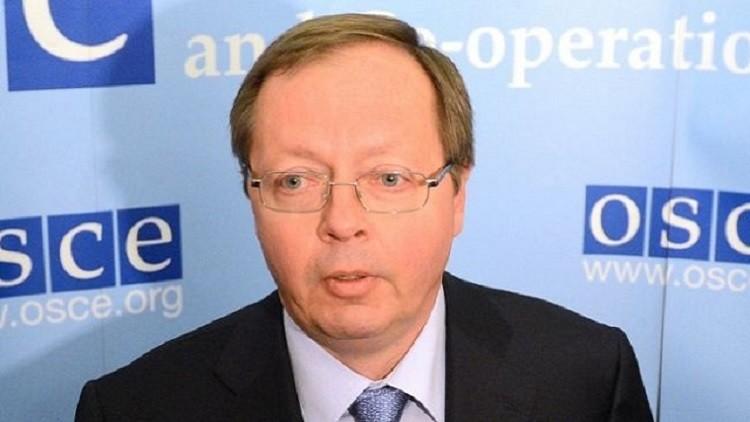 دول منظمة الأمن والتعاون في أوروبا تطالب بهدنة في أوكرانيا