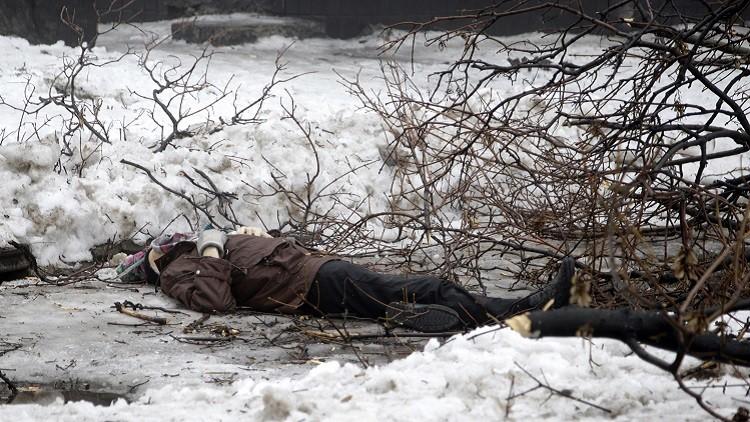 دونيتسك.. معارك شرسة في المطار وقتلى بين المدنيين