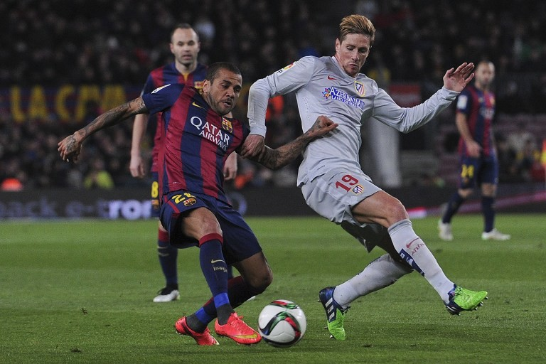 ميسي المنقذ يهدي برشلونة فوزا مستحقا على أتلتيكو مدريد (فيديو)