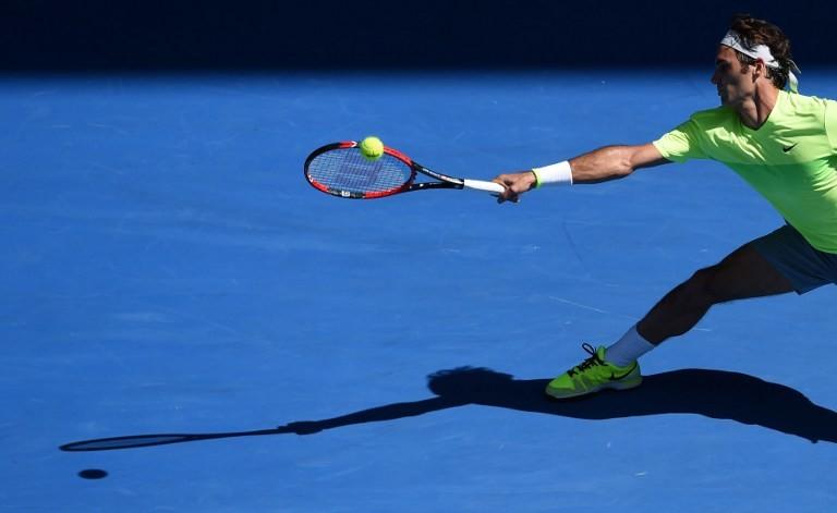 فيدرر يودع بطولة أستراليا بعد هزيمته من الإيطالي سيبي