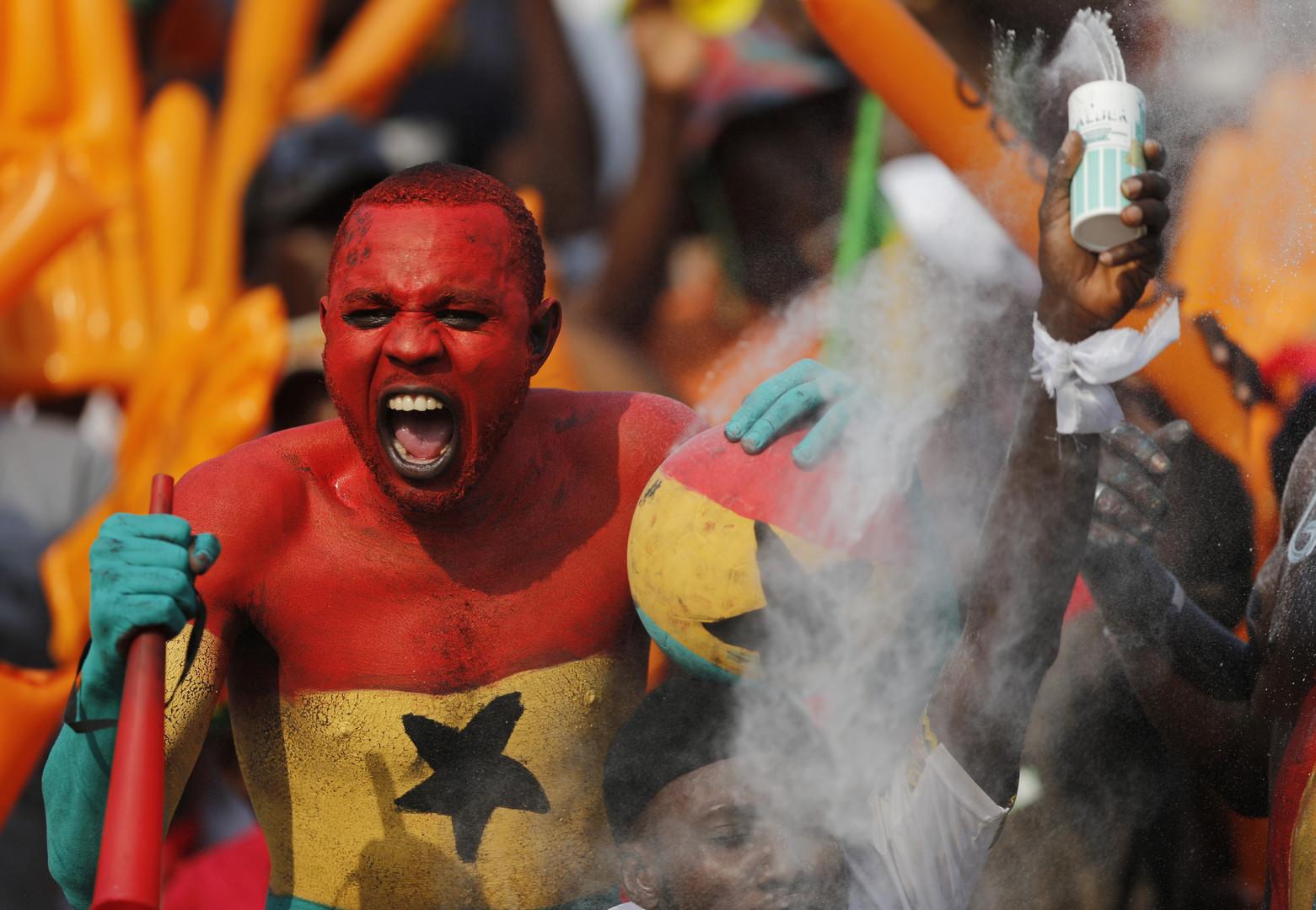 النجوم السوداء تجرد محاربي الصحراء من أسلحتهم في كأس إفريقيا