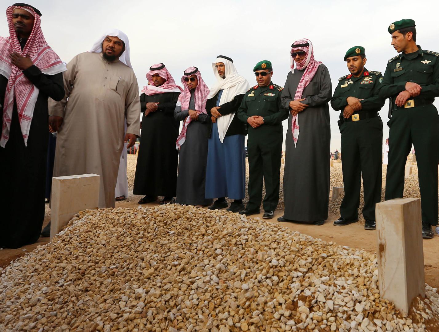 بالصور والفيديو..الملك عبد الله بن عبد العزيز الى مثواه الاخير