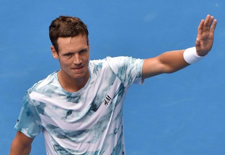 نادال وبيرديتش إلى ربع نهائي بطولة أستراليا للتنس