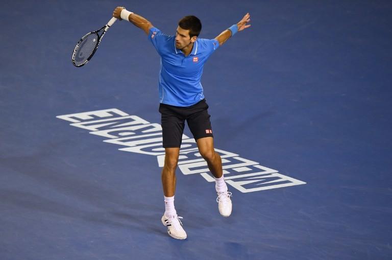 ديوكوفيتش إلى دور الثمانية في بطولة أستراليا المفتوحة للتنس