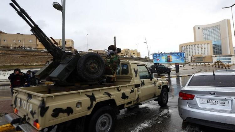 مجلس الأمن يدين التفجير الإرهابي في ليبيا