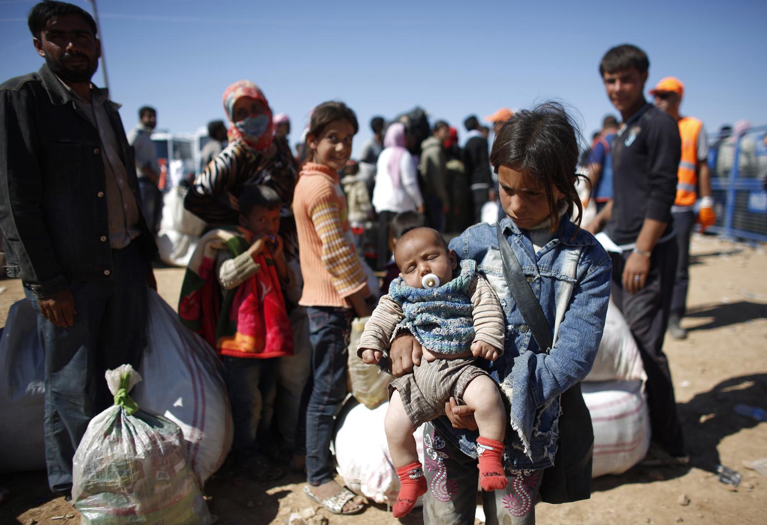 اليونيسف تطلب 3.1 مليار دولار لمساعدة 62 مليون طفل حول العالم
