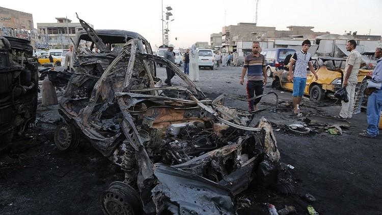 عشرات القتلى والجرحى في عمليات متفرقة ببغداد وكركوك وسامراء