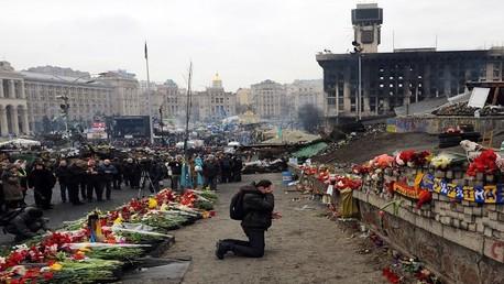 أحداث في أوكرانيا