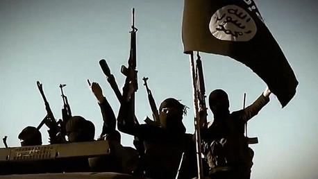 مسلحو الدولة الإسلامية