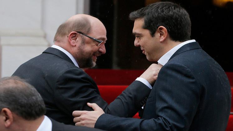 قلق أوروبي من سعي اليونان للتعاون مع روسيا
