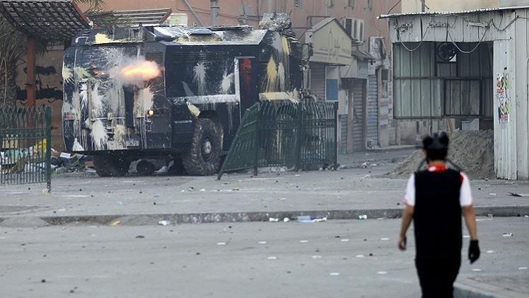 إصابة شرطيين في تفجير قرب المنامة