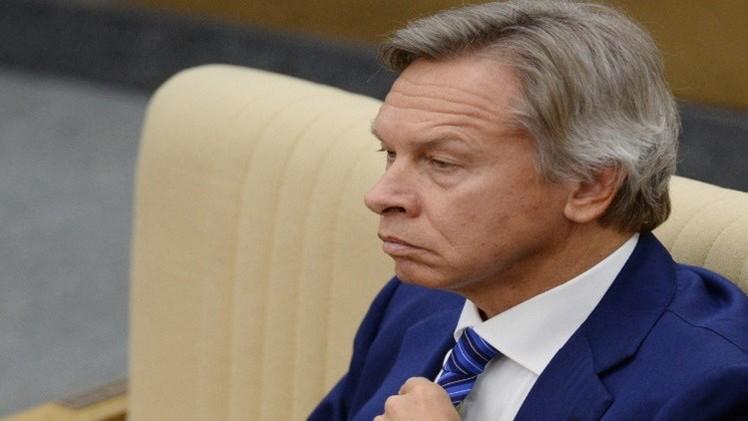 بوشكوف: وكالات التصنيف تشارك الولايات المتحدة في حربها الاقتصادية ضد روسيا