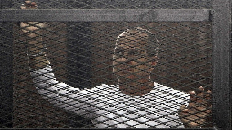 مصر.. ترحيل الصحفي الأسترالي إلى بلاده