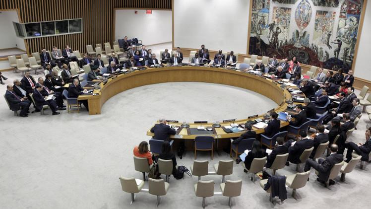 مجلس الأمن يطالب الجماعات المتشددة بالإفراج عن جميع الرهائن