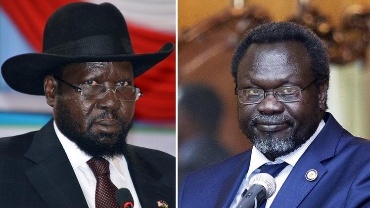 اتفاق لتقاسم السلطة في جنوب السودان بين سلفا كير وريك مشار