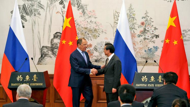 لافروف: نوافق الصين والهند على ضرورة كبح طموحات فرض الهيمنة