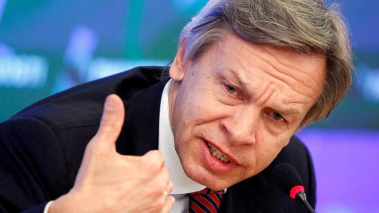 بوشكوف: كييف هي أولى الخاسرين من انسحاب روسيا من الجمعية البرلمانية لمجلس أوروبا