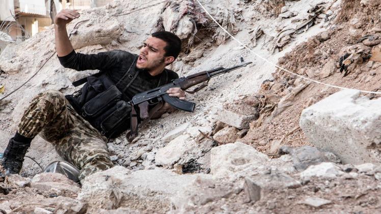كانون الثاني المنصرم الأقل دموية في سوريا منذ عامين ونصف
