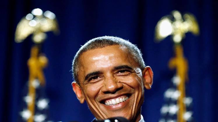 لافروف: تصريحات أوباما إقرار بتورط واشنطن في الانقلاب بأوكرانيا