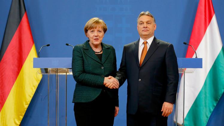 ميركل تدعم فكرة إنشاء منطقة تجارة حرة بين الاتحادين الأوروبي والأوراسي