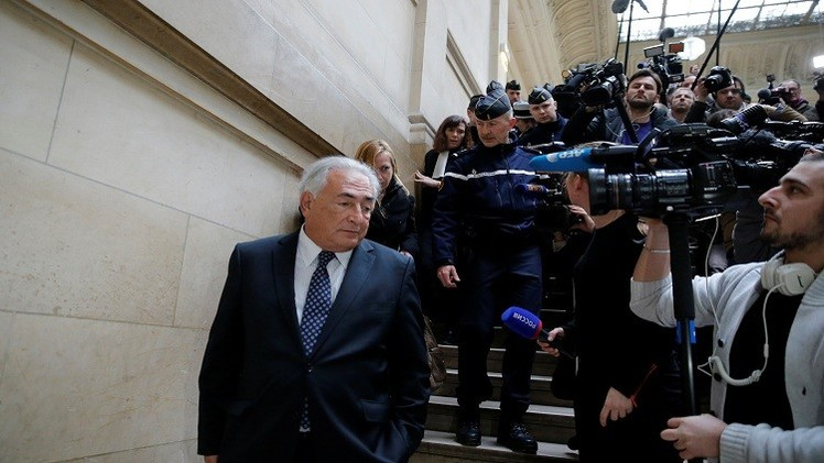 محاكمة رئيس صندوق النقد الدولي السابق و13 آخرين في قضية
