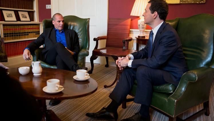 بريطانيا: تعثر العلاقات بين اليونان وأوروبا يشكل خطرا على الاقتصاد العالمي