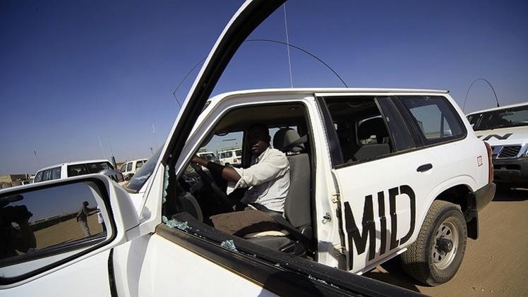 خطف مواطنين روسيين في إقليم دارفور السوداني