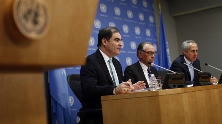 الأمم المتحدة تدعم جهود موسكو لإطلاق حوار سوري سوري