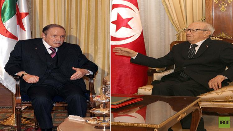 الجزائر أولى محطات السبسي الخارجية