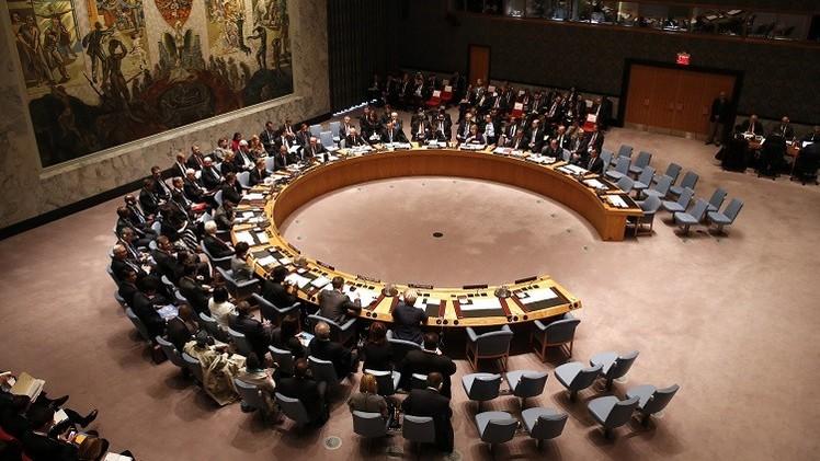 مجلس الأمن يدعو إلى تكثيف العمليات العسكرية ضد