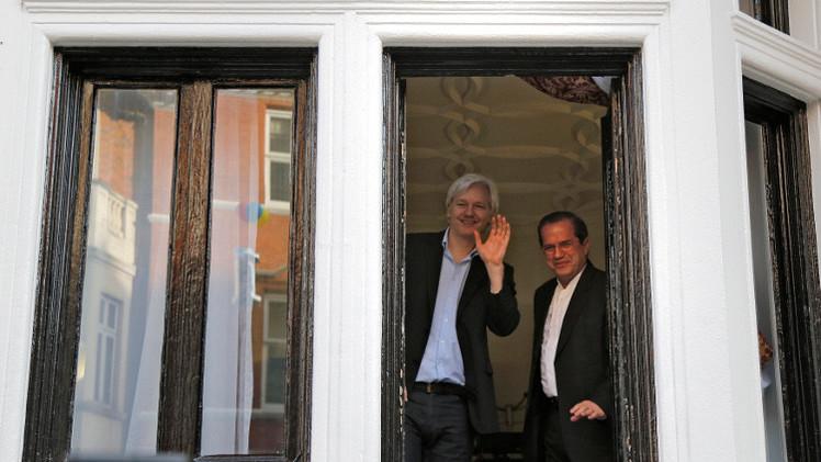 أسانج محور مفاوضات محتملة بين الإكوادور والسويد
