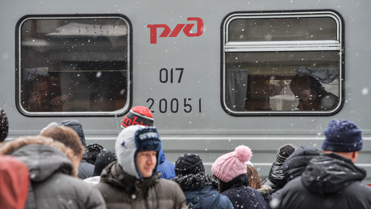 السكك الحديدية الروسية والفرنسية تطلقان مشروع قطارات للرحلات الطويلة