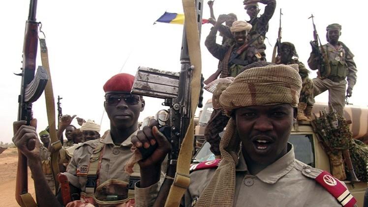 جيش تشاد يعبر حدود نيجيريا مع الكاميرون في ملاحقة