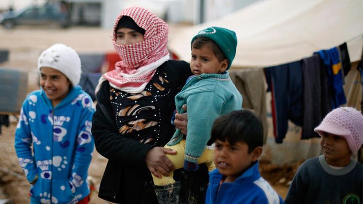 دبي تتبرع بمليون دولار للاجئين السوريين في الأردن