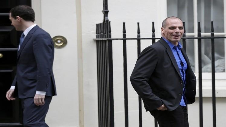 وزير المالية اليوناني يكشف عن خطة لإخراج بلاده من الأزمة