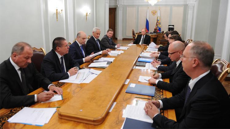 بوتين: موارد صندوق الرفاه الوطني يجب أن تستخدم لصالح الاقتصاد الروسي