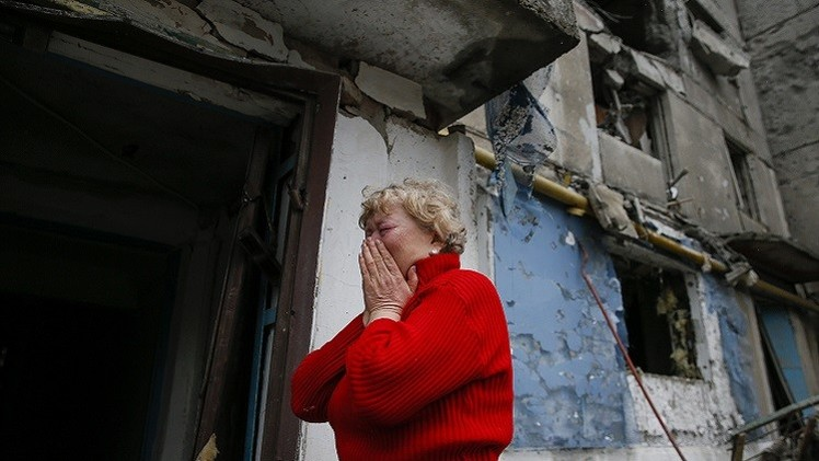 واشنطن: ندرك خطورة تزويد أوكرانيا بالسلاح