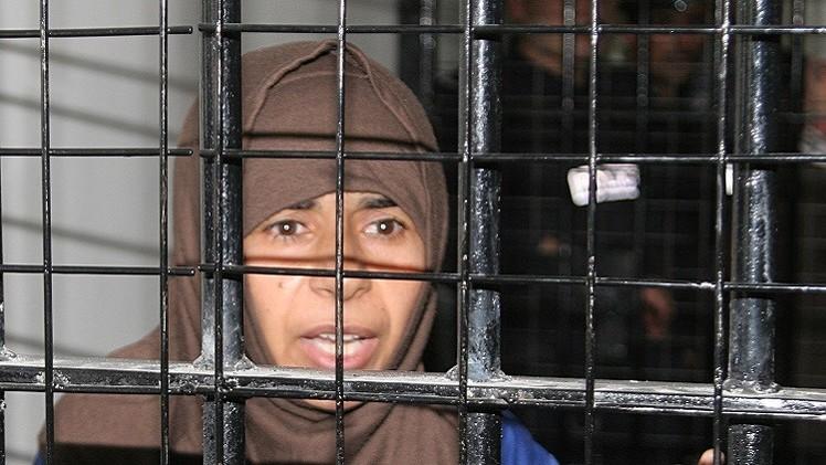 الأردن سيعدم 6 إرهابيين بينهم ساجدة الريشاوي فجر الأربعاء ردا على قتل الكساسبة