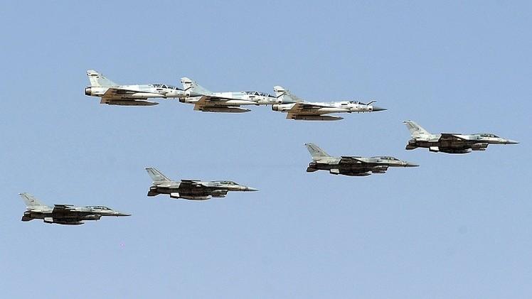 الإمارات تعلق مشاركتها في عمليات التحالف ضد