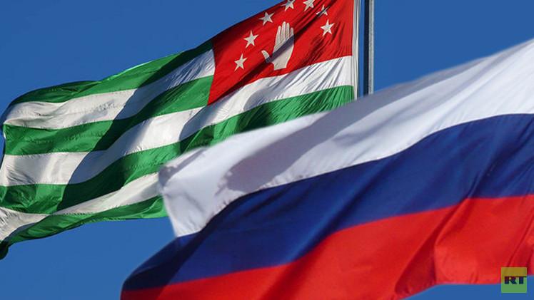بوتين يصادق على اتفاقية التحالف مع أبخازيا