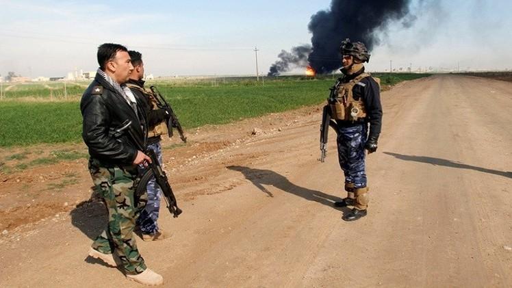مسؤول كردي: قوات البيشمركة قتلت 836